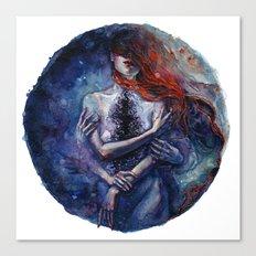 Tanya Shatseva x Tamaryn Canvas Print