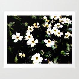 Song Of The Wild Flower Art Print