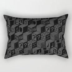 SUPER MARIO BLOCK-OUT! Rectangular Pillow