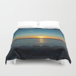 163 - Sunset Duvet Cover