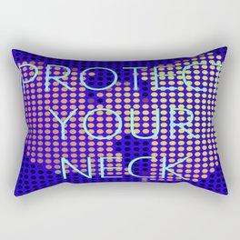Protect Your Neck Rectangular Pillow