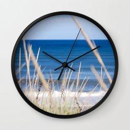 Marconi Beach Wall Clock