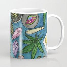 Cannabis Altar II Coffee Mug