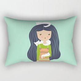 Have you seen my cat Rectangular Pillow