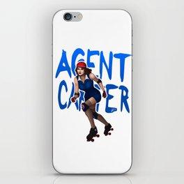 Derby Carter iPhone Skin