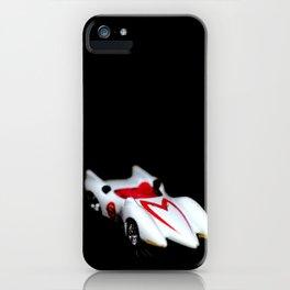 Mach 5 iPhone Case