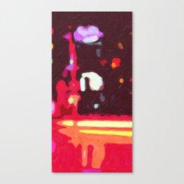 Roadside El Mirage Canvas Print