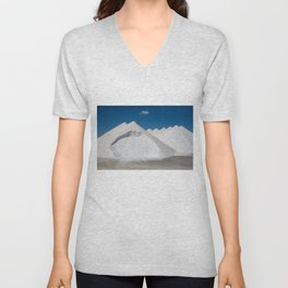 White Mountains Unisex V-Neck
