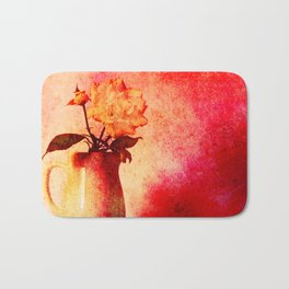 The Rose Bath Mat