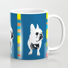 George the cutest French Bulldog Coffee Mug