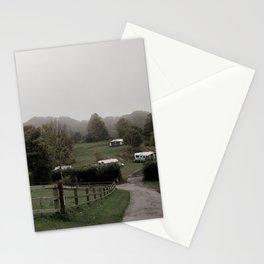 Camper Fog Stationery Cards