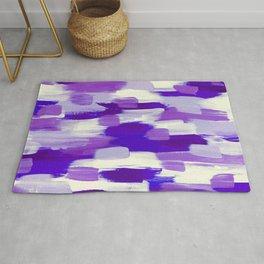 Purple Cora Rug