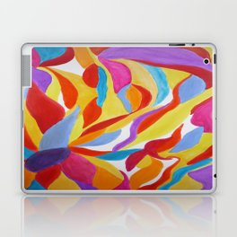 Divine Flowers Laptop & iPad Skin
