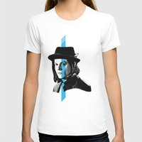 jack white T-shirts featuring Jack White by nufertity