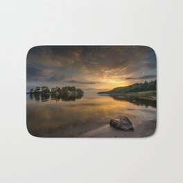 Serenity by dawn Bath Mat