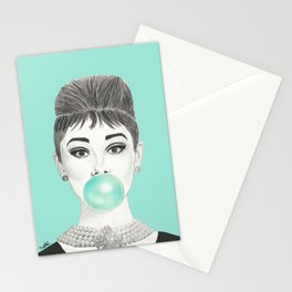 MS GOLIGHTLY Stationery Cards
