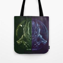 Alien + Aliens Tote Bag