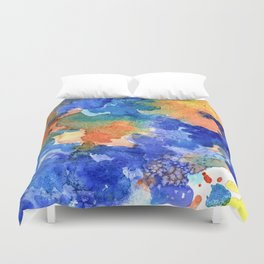 Watercolor 1 Duvet Cover