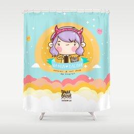 Kawaii heaven Shower Curtain