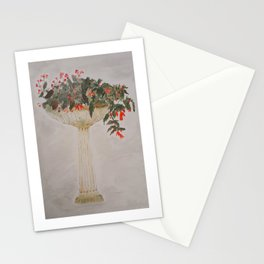 French Begonias Stationery Cards