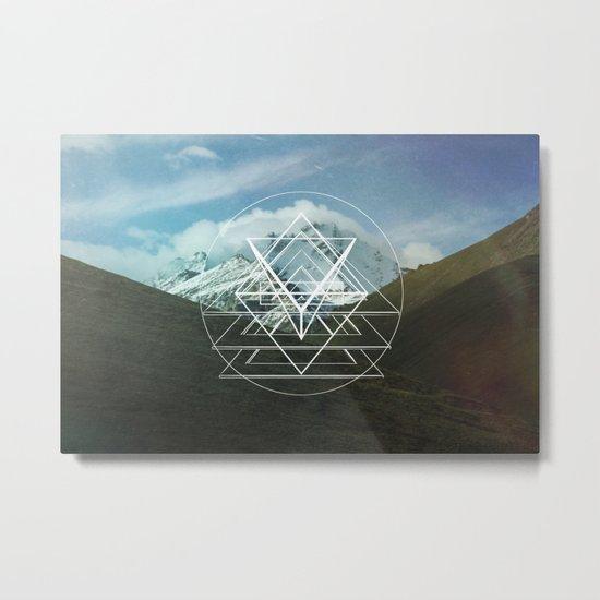 Forma 00 Metal Print