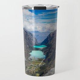 Llanganuco Valley Travel Mug