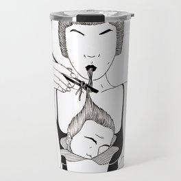 Carnivorous soul Travel Mug