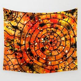 Ornament Maya Wall Tapestry