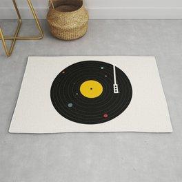 Music, Everywhere Rug