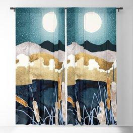 Summer Lake Blackout Curtain