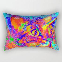 Caticorn-Lady Jasmine Rectangular Pillow