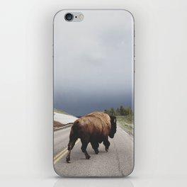 Street Walker iPhone Skin
