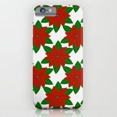C13D Poinsettia iPhone 6s Slim Case
