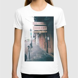 Nawlins Cookery T-shirt