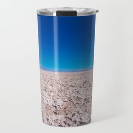 San Pedro de Atacama Salt Field, Chile Travel Mug