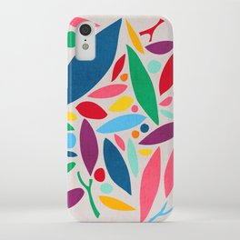 Found Objects iPhone Case