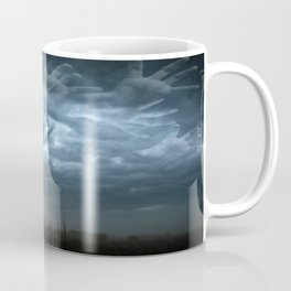 Fantasma Mano Storm Clouds Coffee Mug