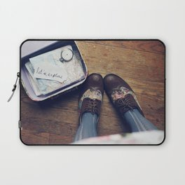 Let's Explore! Laptop Sleeve
