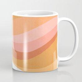 Rainbow Waves Seascape Coffee Mug