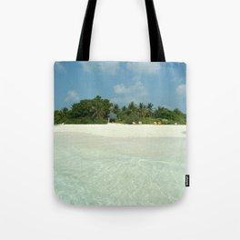 Ocean Island Tote Bag
