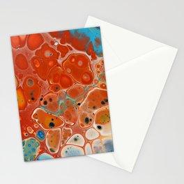 Erupt Stationery Cards