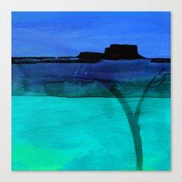 Mesa No. 100B by Kathy Morton Stanion Canvas Print