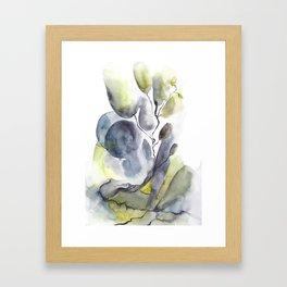 GreenLife Framed Art Print