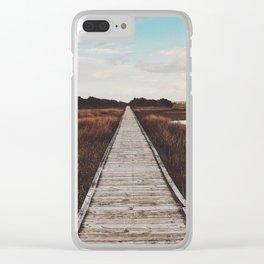 Path Clear iPhone Case