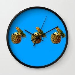 Parrot Wall Clock