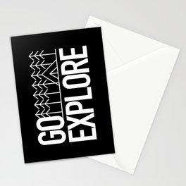 Go Explore Stationery Cards
