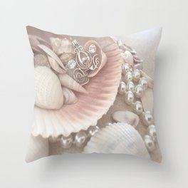 Coasts 2 Throw Pillow