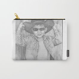 Howdy Pardner Carry-All Pouch