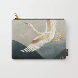 Elegant Flight Carry-All Pouch