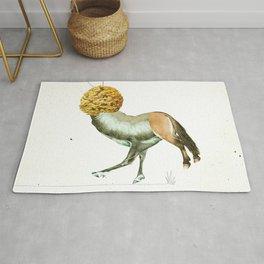 FabCreature · das pferd schwamm Rug